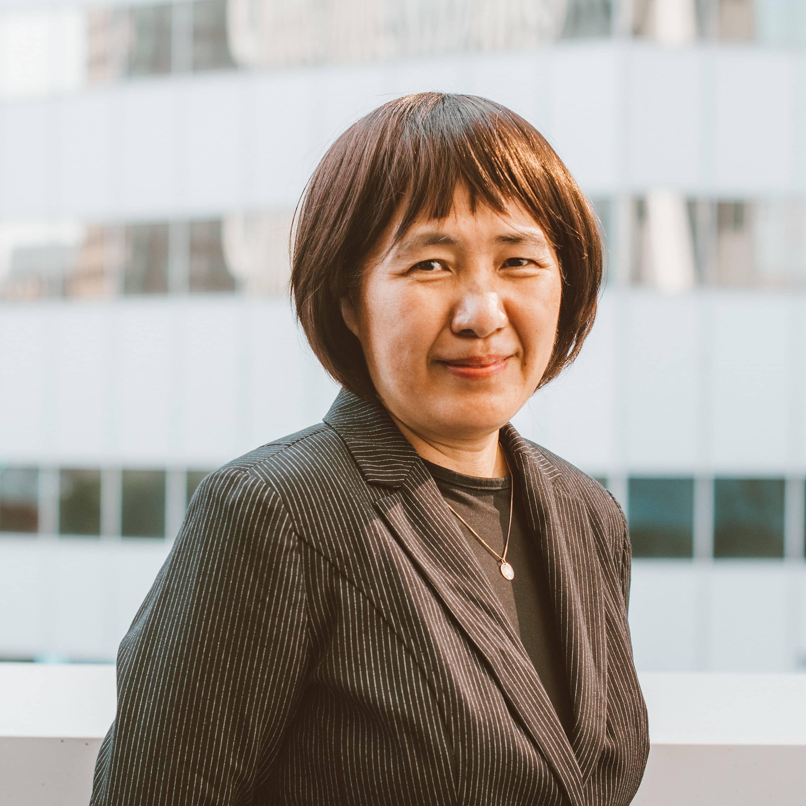 Yvonne Yanqing Han